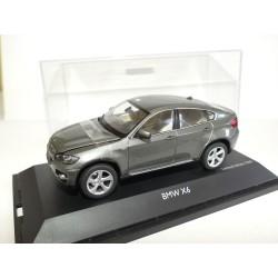BMW X6 2008 Gris SCHUCO 1:43