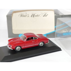 VW KARMANN GHIA COUPE Rouge MINICHAMPS 1:43