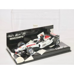 BAR HONDA 007 GP 2005 J. BUTTON MINICHAMPS 1:43