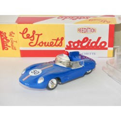 PANHARD DB N°50 LE MANS 1959 SOLIDO 1:43