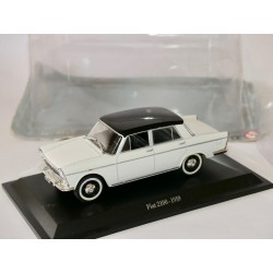 FIAT 2100 1959 Blanc et Noir NOREV Presse 1:43 sous blister
