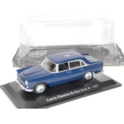 LANCIA FLAMINIA BERLINE SERIE II 1957 Bleu NOREV Presse 1:43 sous blister