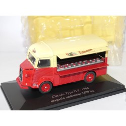 CITROEN TYPE HY MAGASIN AMBULANT 1500 Kg 1964 ELIGOR 1:43 blister