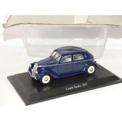 LANCIA APRILIA 1937 Bleu NOREV Presse 1:43 sous blister