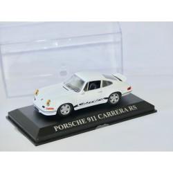 PORSCHE 911 CARRERA RS Blanc Et Noir ALTAYA 1:43