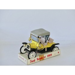 FORD ROADSTER 1909 Jaune MINIALUXE 1 1:43 sans boite