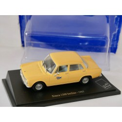 SIMCA 1300 Berline 1965 PTT LA POSTE UNIVERSAL HOBBIES ATLAS 1:43 blister