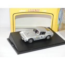 FERRARI 250 GT N°151 TOUR DE FRANCE 1961 JOUEF EVOLUTION 1:43