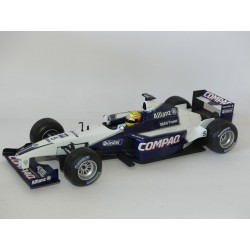 WILLIAMS FW23 GP 2001 R. SCHUMACHER MATTEL 1:24 sans boite