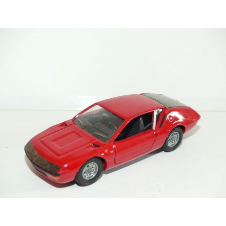 RENAULT ALPINE A310 Rouge SOLIDO 1:43