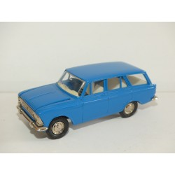 MOSKVITCH 426 Bleu FABRICATION RUSSE Made In URSS CCCP 1:43 sans boite