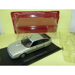 CITROEN CX 25 GTi TURBO SERIE II 1986 Gris UNIVERSAL HOBBIES  1:43 blister