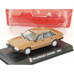 VW SANTANA 1981 Marron AUTO PLUS 1:43