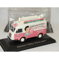 RENAULT 1000 Kg ROYAL MINT ALTAYA 1:43