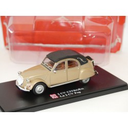 CITROEN 2CV N°93 POP AUTO PLUS 1:43