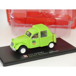 CITROEN 2CV N°046 ARROSEUSE MUNICIPALE AUTO PLUS 1:43