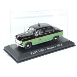FIAT 1400 TAXI de ROMA 1955 ALTAYA 1:43