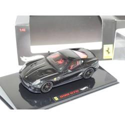 FERRARI 599 GTO Noir HOTWHEELS 1:43