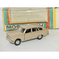 MOSKVITCH 426 Rouge FABRICATION RUSSE Made In URSS CCCP 1:43