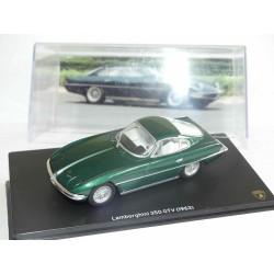 LAMBORGHINI 350 GTV 1963 Vert IXO PRESSE 1:43