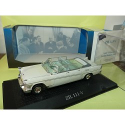 ZIL 111-V BREJNEV 1966 PRESIDENTIELLE ATLAS 1:43 Chef d'état