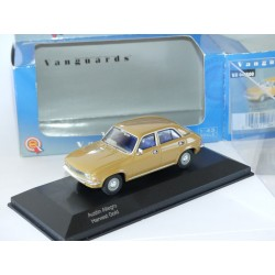 AUSTIN ALLEGRO Harvest Gold VANGUARDS VA04500 1:43