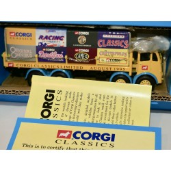 CAMION ERF AUGUST 1995 History of CORGI 09802