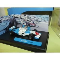 VAILLANTE N°01 VAILLANTE Le Mans 1961 ALTAYA 1:43