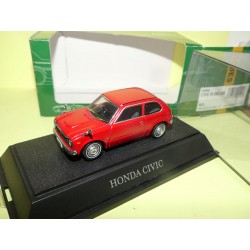 HONDA LIFE PICK UP Bleu EBBRO 187 1:43