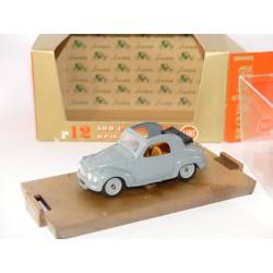 FIAT 500 C TOPOLINO 1949-1955 Bleu Clair BRUMM R12 1:43