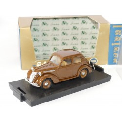 FIAT 1100 B BERLINA 1948-1949 Marron BRUMM R64 1:43