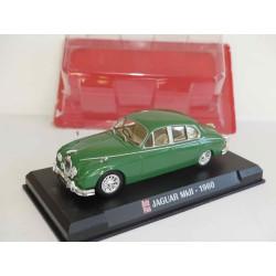 JAGUAR MK II 1960 Vert AUTO PLUS 1:43