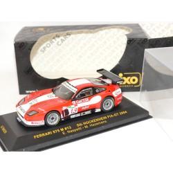 FERRARI 575 M N°13 HOCKENHEIM FIA-GT 2004 IXO FER041 1:43