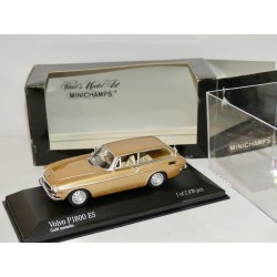 VOLVO P1800 coupe 1969 Gold MINICHAMPS 1:43