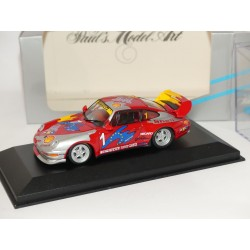 PORSCHE 911 SUPER CUP 1995 VIP CAR MINICHAMPS 1:43