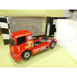 CAMION MERCEDES ATEGO RACE TRUCK TIGER RACING MINICHAMPS 1:43