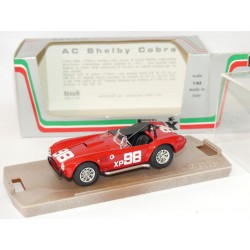 AC SHELBY COBRA N°98 RIVERSAIDE 1962 BOX BEST 8422 1:43