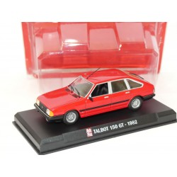 TALBOT 150 GT 1982 Rouge AUTO PLUS 1:43