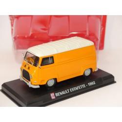RENAULT ESTAFETTE 1962 Orange AUTO PLUS 1:43