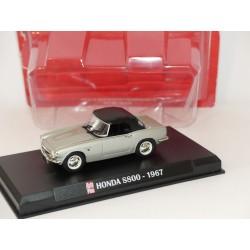 HONDA S800 1967 Gris AUTO PLUS 1:43