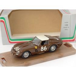 FERRARI GTO N°86 TARGA FLORIO 1962 BOX BEST 8441 1:43
