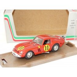 FERRARI GTO N°6 TOURIST TROPHY 1962 BOX BEST 8404 1:43 défaut