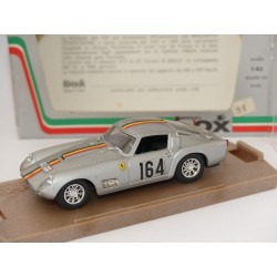 FERRARI 250 TDF TOUR DE FRANCE 1958 BOX BEST 8431 1:43