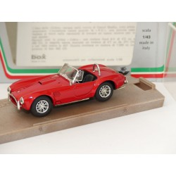 AC SHELBY COBRA Rouge BOX BEST 8410 1:43