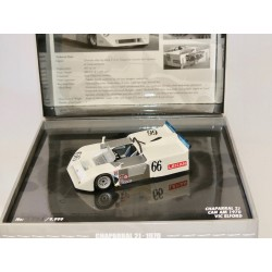 CHAPARRAL 2J N°66 CAN AM 1970 VIC ELFORD MINICHAMPS 1:43