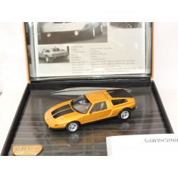 MERCEDES C111 / II 1970 CONCEPT CAR MINICHAMPS 1:43