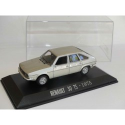 RENAULT 30 TS 1975 Gris NOREV Collection M6 1:43