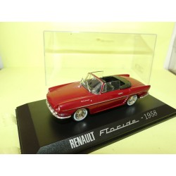 RENAULT FLORIDE 1958 Bordeaux NOREV Collection M6 1:43