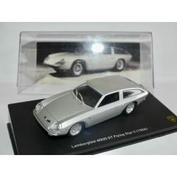 LAMBORGHINI 4000 GT FLYING STAR III 1966 Gris IXO PRESSE 1:43