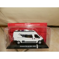 CAMPING CAR VW COMBI T4 CALIFORNIA 2003 IXO PRESSE 1:43